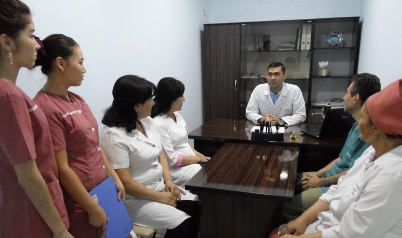 Детская поликлиника на мусы джалиля